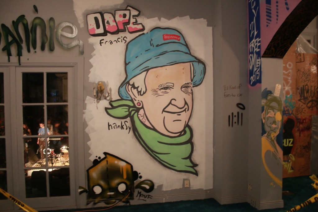 """Pope """"Dope Francis"""""""